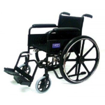 "eChair - 16"" Fixed Arm with Detachable Foot Rest"