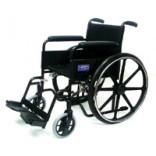 "eChair - 18 "" Fixed Arm with Detachable Leg Rest"