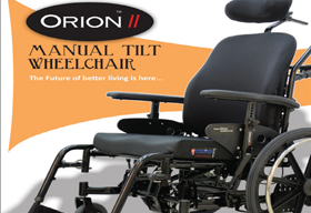 Parvin Wheelchairs